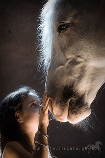Horse and Girl | by My Positive Thoughts on Life