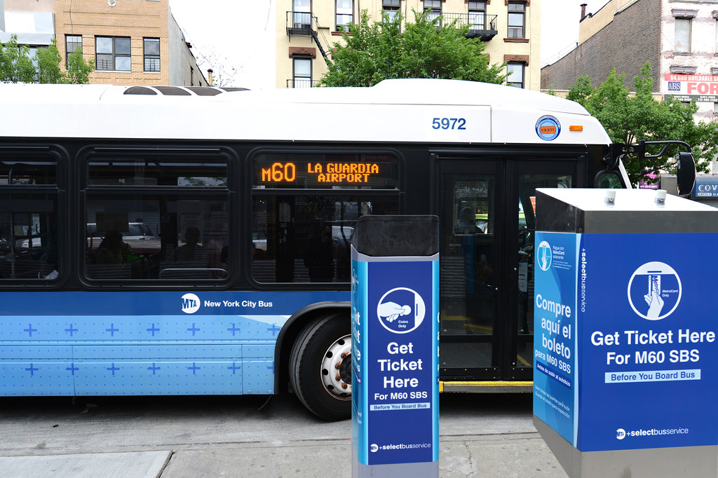 M60 Select Bus Service Arrives | On Sun., May 25, 2014, Sele ... on q44 bus map, m1 bus map, s62 bus map, b82 bus map, q58 bus map, bx bus map, m61 bus map, m101 bus map, s52 bus map, n2 bus map, new york city manhattan bus map, m2 bus map, dc bus map, m116 bus map, m3 bus map, nyc bus map, m21 bus map, m9 bus map, rome bus map, q19 bus map,