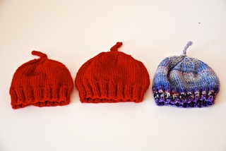 Preemie hats | by digitaldiina