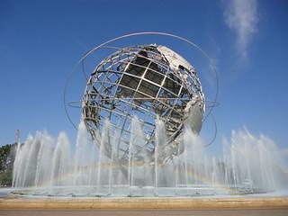 1964 - 1965 New York World's Fair Grounds