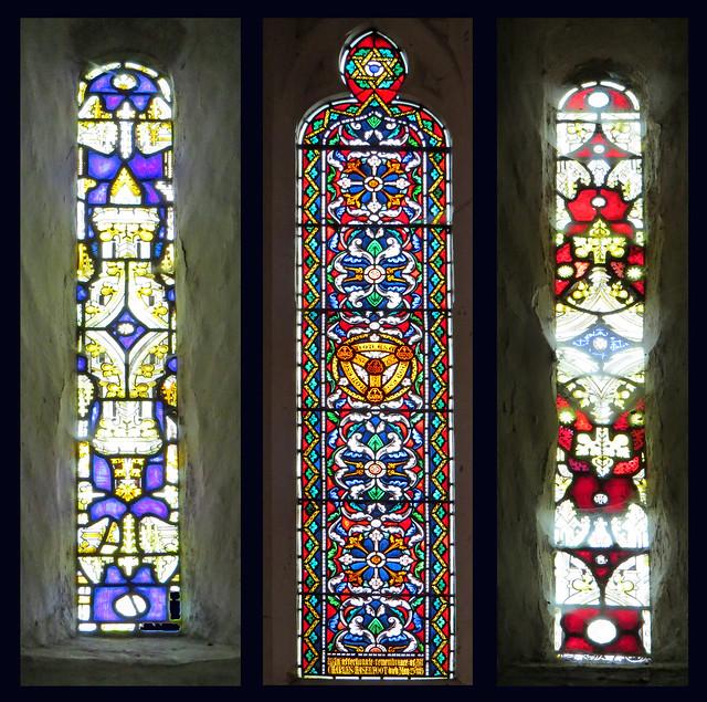 St Andrew's Church - Boreham Essex (48, 49 & 54)