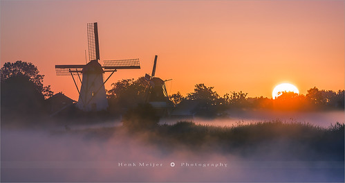 Sunrise Ten Boer - Netherlands | by ~ Floydian ~