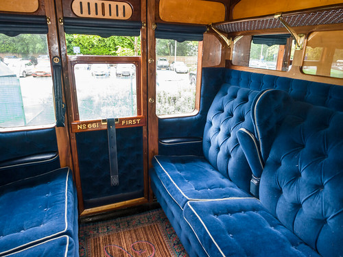 LBSCR 4 wheel first (interior) | by James E. Petts