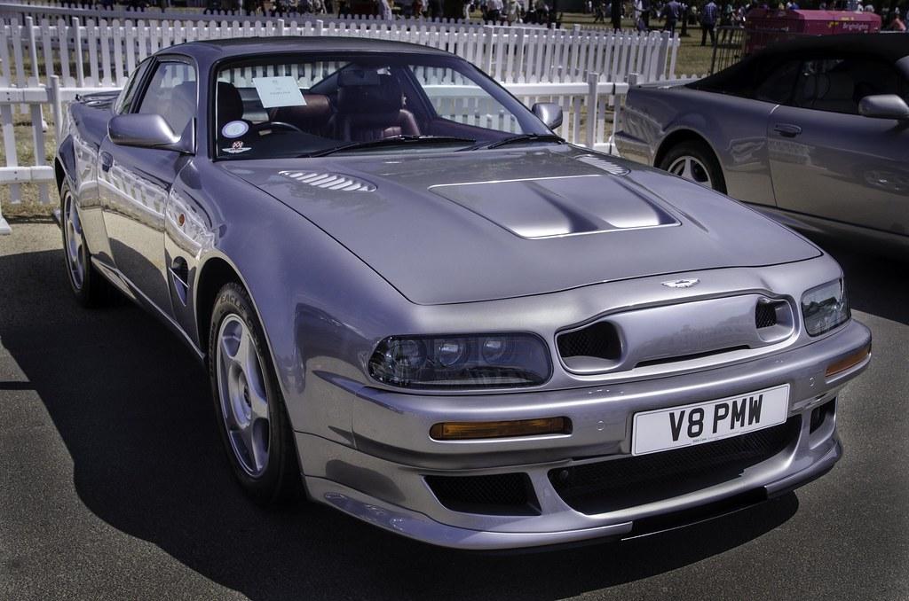 Aston Martin Virage V8 Vantage Le Mans Francis Dybuncio Flickr