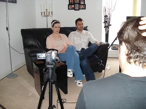 Laura & Ben shoot (Burzynski: Part II) - March 2012 | by Eric Merola