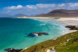 Luskentyre beach - Harris - Scotland | by chrlnz