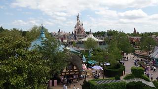 Disneyland Paris (2015)   by chikorita83