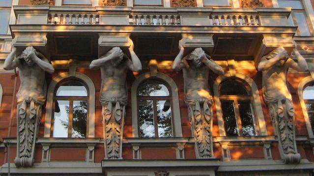 031 Ohrana, talo Helsingissä 2008