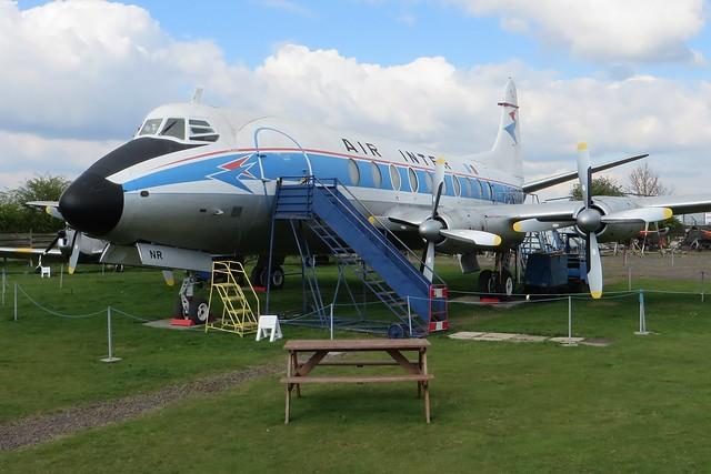 F-BGNR Midland Air Museum Coventry 19 April 2015