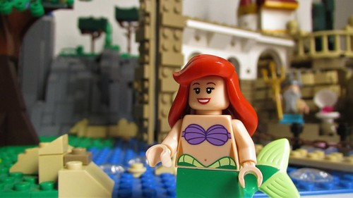 Under the Sea: Journey of the Little Mermaid Attraction | by EtelBricks