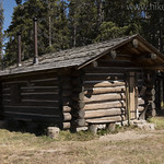 Patrol Cabin in Pelican Valley