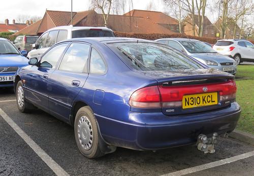 1996 Mazda 626 2.0 GXi | by Spottedlaurel