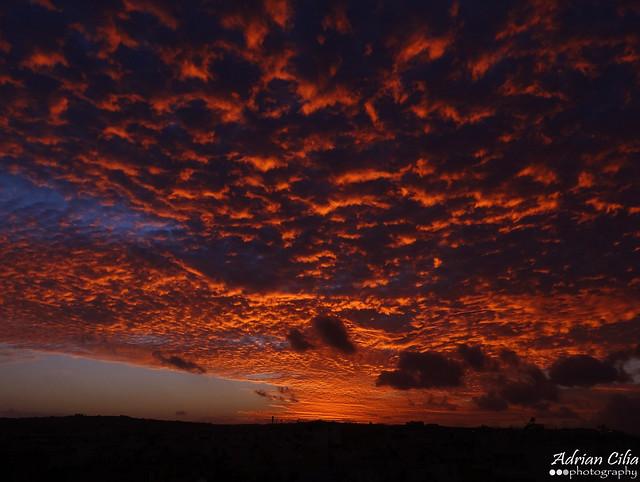 Malta --- Zebbug --- Sunset ((EXPLORED))