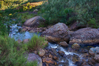 stream in the drakensbergs in hdr | by Steve Slater (used to be Wildlife Encounters)
