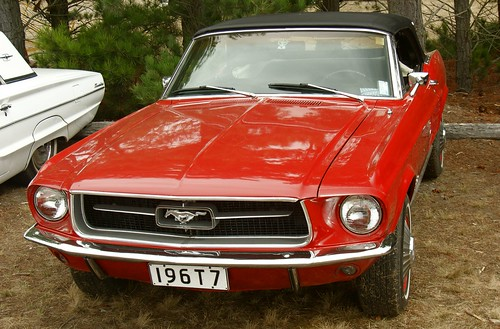 1967 Ford Mustang (2).