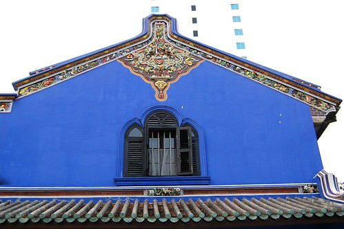 Blue Mansion2 | by wearesolesisters.com