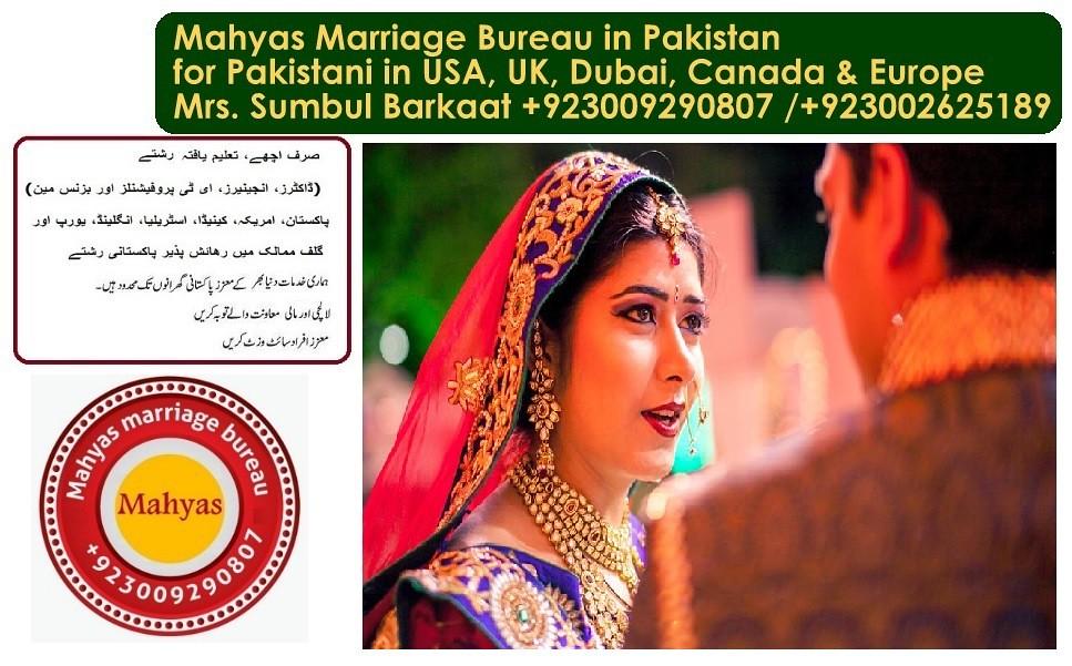 Rishtay, Marriage Bureau for Pakistanis in USA, UK, Canada