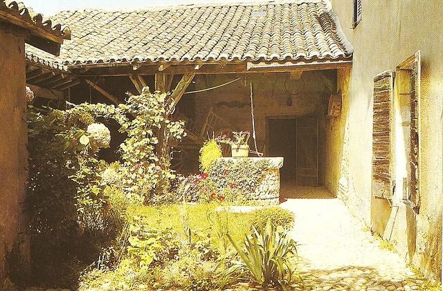 presbytery courtyard