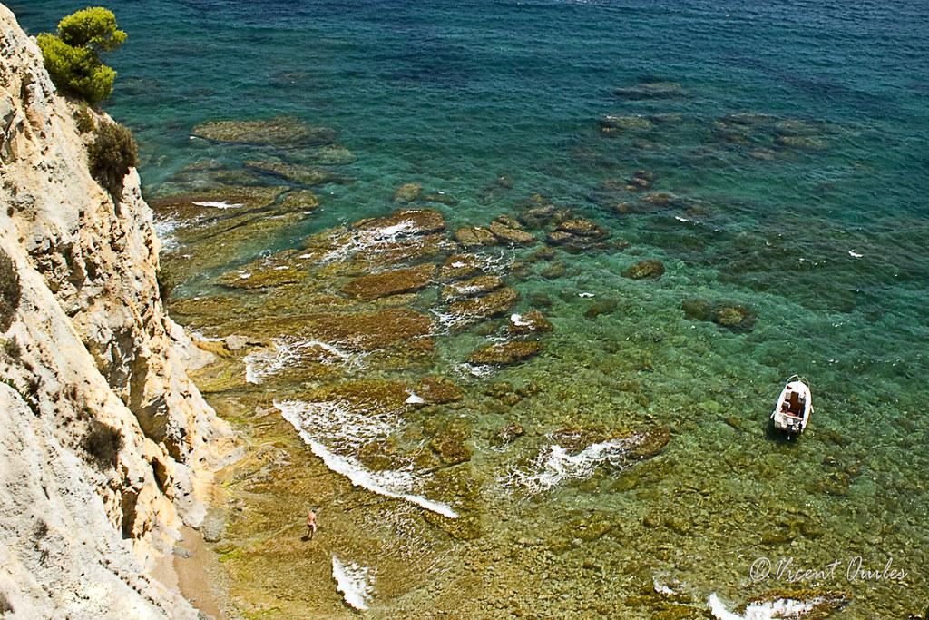 Cala Sardinera, Xàbia