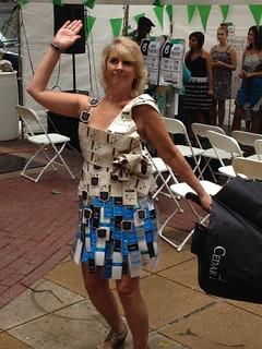 EPA Recycled Fashion Show
