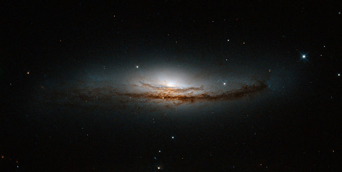 Hubble Peers at the Heart of a Spiral Galaxy | by NASA Goddard Photo and Video