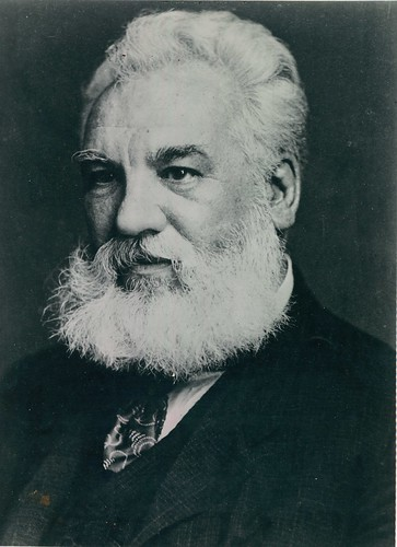 Alexander Graham Bell | by Boston City Archives