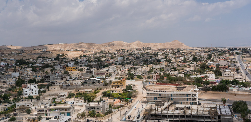 Jericho From Above