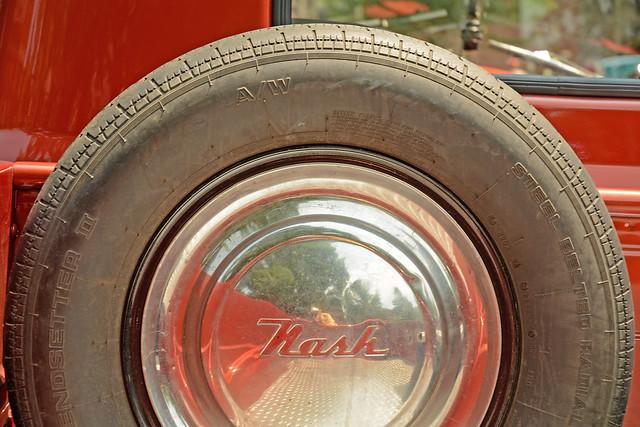 1941 Nash Ambassador Truck