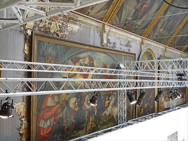 D'une cimaise à l'autre (palais des Beaux-Arts, ENSBA)