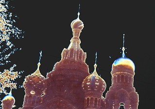 Russia, Savior on Spilled Blood in St. Petersburg