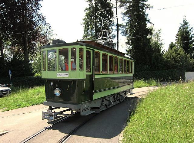 Tram Museum Zürich - ZOS 1 (Juni 2013)