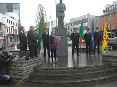 Galway City Easter Commemoratin 2012