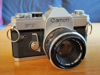 Canon FT QL | by Jim Grey