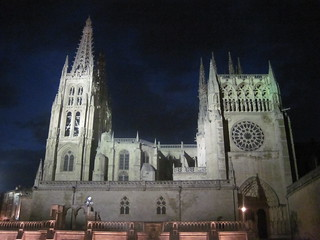 Cathedral of Leon by night | by Beyond the grave
