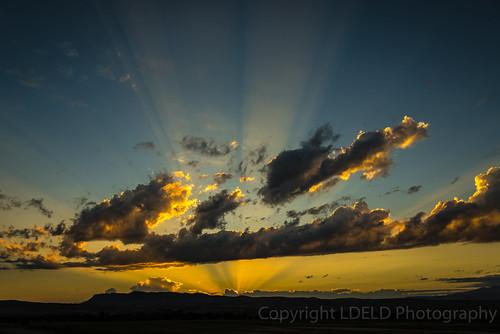 sunset montana unitedstates clods bigtimber greatnature