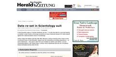 Date re-set in Scientology suit - Herald-Zeitung Online_Local News 2013-10-09 11-41-11