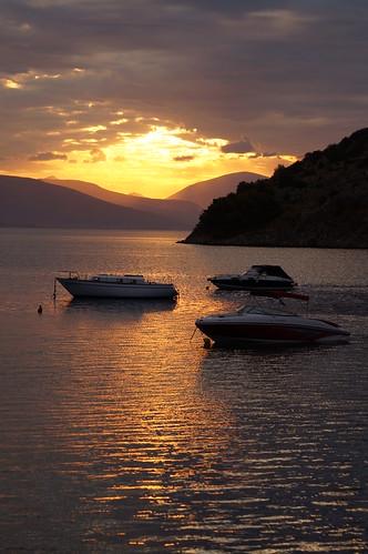 sunrise de soleil greece grèce lever tolo flickraward flickraward5