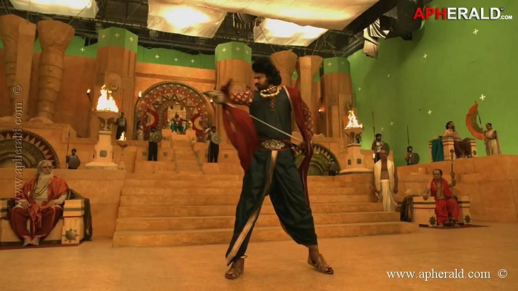 bahubali-movie-1Bahubali Movie 1st Look n Making Stills-st