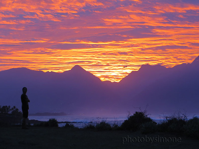 Maui sunset #0929