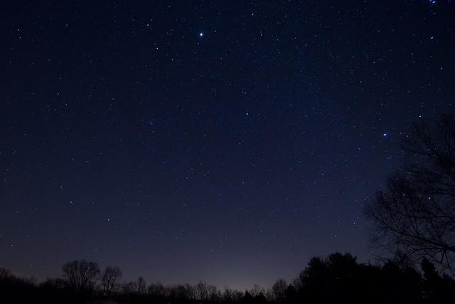 Week 2: Starry Starry Night
