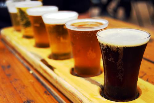 beer-flight.jpg- | by theNerdPatrol