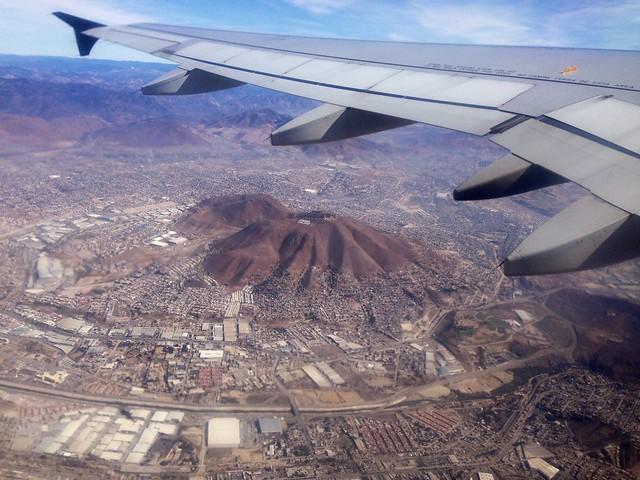 Cerro colorado Tijuana