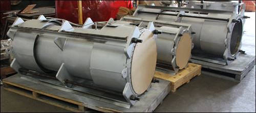 """18"""" Dia. Universal Expansion Joints Designed for an Oil Refinery in the Philippines 