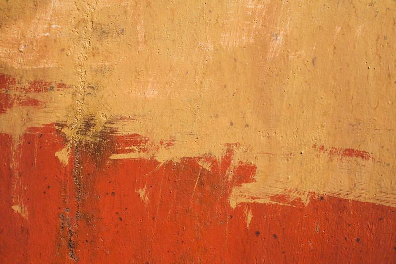 84 Rusty Color Metal texture - 5 # texturepalace