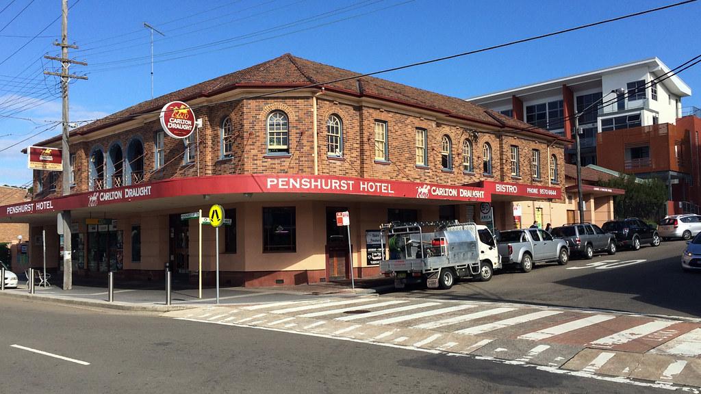 Penshurst Hotel