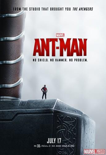 ant-man-poster | by Miguel Angel Aranda (Viper)