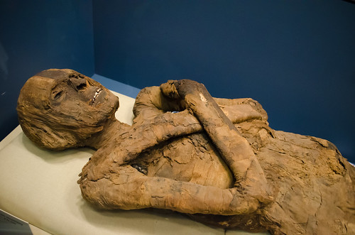 Egyptian mummy | by Alejandro Castro