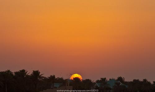 bahrain manama sinset alseef azaharphotography