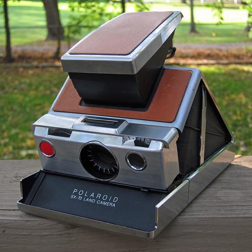 Polaroid SX-70 | by Jim Grey