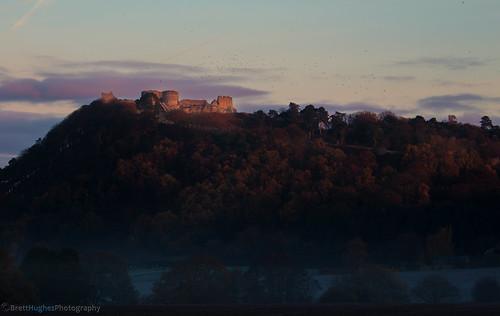 november sunrise morningshoot